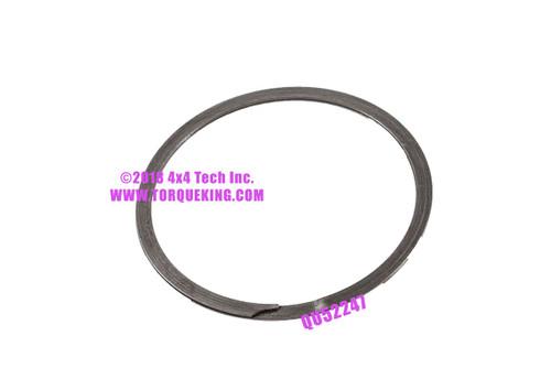QU52247 Hub Body Snap Ring