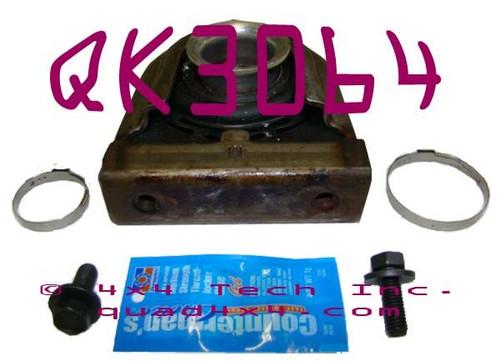 QK3064 Rear Driveshaft Center Bearing Kit for 1994-2002 Dodge Ram