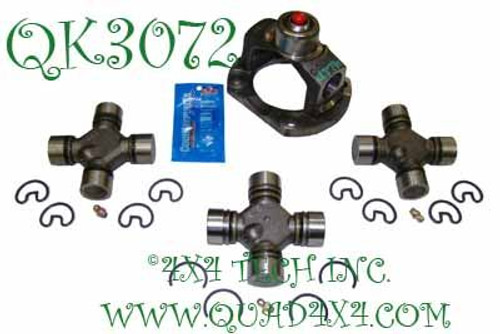 QK3072 Custom Front Driveshaft Rebuild Kit