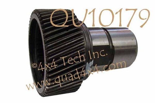 "QU10179 Genuine NPG 23 Spline x 4-5/16"" New Process NP241DLD, NP241DHD Transfer Case Input Shaft for 1999.5-2002 Dodge Ram 2500, Ram 3500"