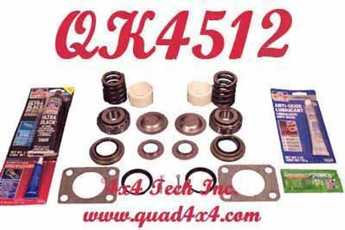 QK4512 Dana 60 Front King Pin Kit
