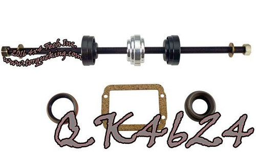 QK4624 Front Axle Seal and Tool Kit for 1987-1996 Jeep XJ, YJ CAD Axles