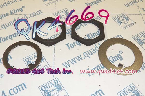 QK4669 SPINDLE NUT KIT