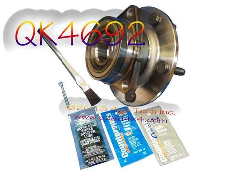 QK4692 94-99 HUB KIT NO ABS