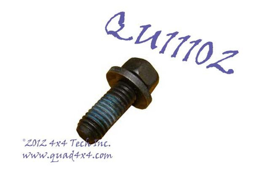 QU11102 Grade 5 Driveshaft, Transfer Case Shifter, or Trans Mount Bolt