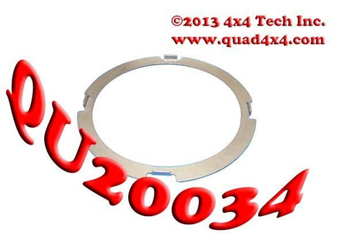 "QU20034 Inner Rear Wheel Bearing Oil Slinger Ford 10.5"" Rear Axle"