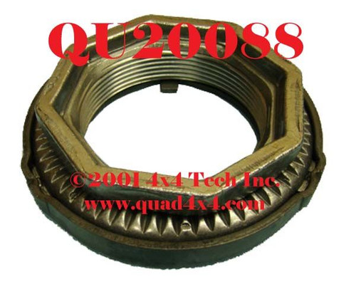 QU20088 Rear Axle Spindle Nut for Dana 80, S-110, S-111