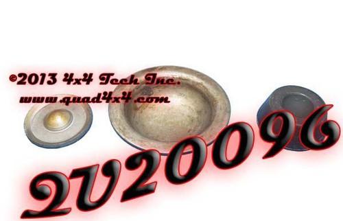 King Pin Dampener and Seal Plate Kit QU20096