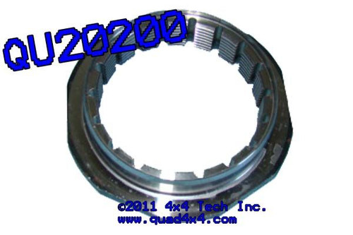 QU20200 Rounded Hex Spindle Nut for Ford F250, F350 with Auto Hubs