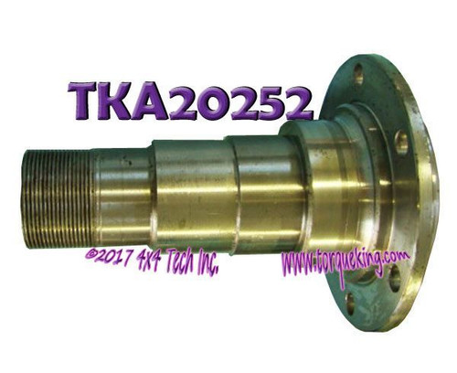 Torque King Dana 44, Dana 44HD, Dana 60 Front Spindle TKA20252