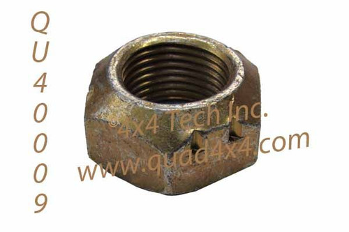 Dana OEM Pinion Lock Nut for Spicer 25, 27, 30, 44, 50, and 53 Front or Rear Axles