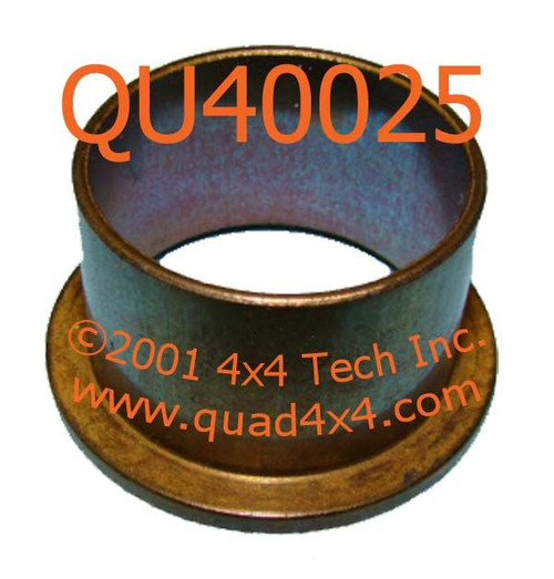 Medium Spindle to Axle Shaft Support Bushing QU40025