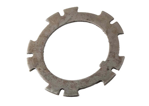 "QU40027 Rear Dana 60 Bend Over Tab Spindle Nut Lockwasher for 1959 to 1988 light trucks with Dana 60 rear axles having 1-13/16"" diameter spindle threads."