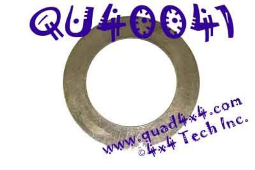 QU40041 DIFF GEAR THRUST WASHER