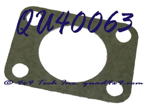 QU40063 UPPER KING PIN GASKET