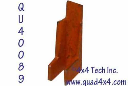QU40089 Orange Rear Axle Spindle Nut Lock Wedge for Dodge, Ford