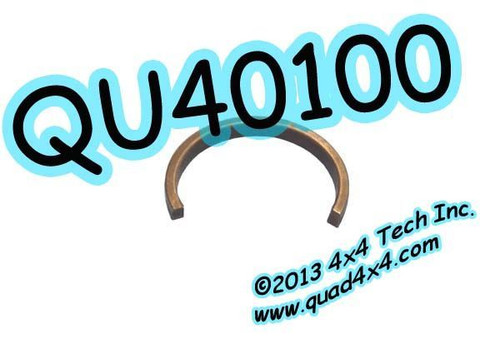 QU40100 Outer Axle Shaft Snap Ring