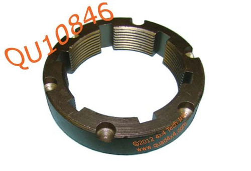 Universal 4/6 Lug Front or Rear Spindle Nut Socket QT1025