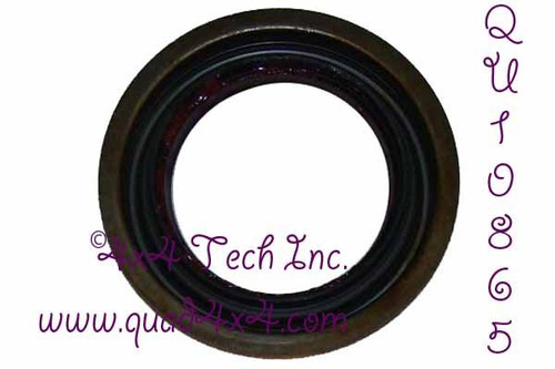 "QU10865 Dodge and GM American Axle 9-1/4"" Front Axle Pinion Seal"