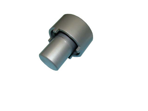"""QT1019 Ford Rear Spindle Nut Socket for Dana 80, Ford F-250, F-350, Excursion and Super Duty (10-1/4"""", 10-1/2"""", DRW,SRW) Ratchet Type Spindle Nuts has a pilot shaft that slips inside the rear spindle to keep the socket centered on the nut.  Also fits E-350 and E-450 Conversion Vans"""