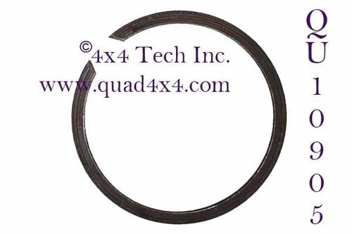 "QU10905 Early (0.089"") Sprocket Snap Ring NV271, NV273"