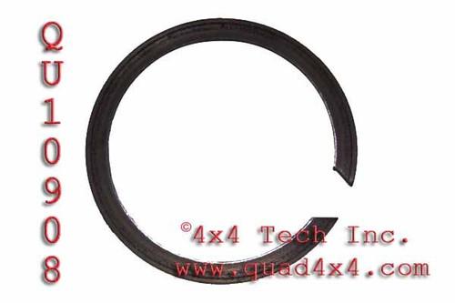 QU10908 Rear Output or Input Shaft Snap Ring - NV271, NV273
