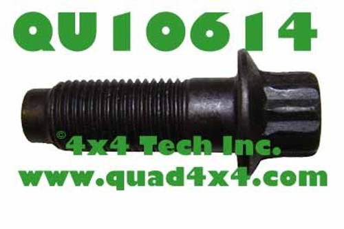 QU10614 Front Hub to Knuckle Bolt for 1994-1999 Dodge Ram Dana 60