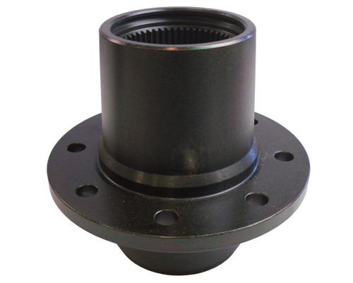 1980-1994 Ford F250, Ford F350 4x4 Front Wheel Hub with Timken Bearing Cups
