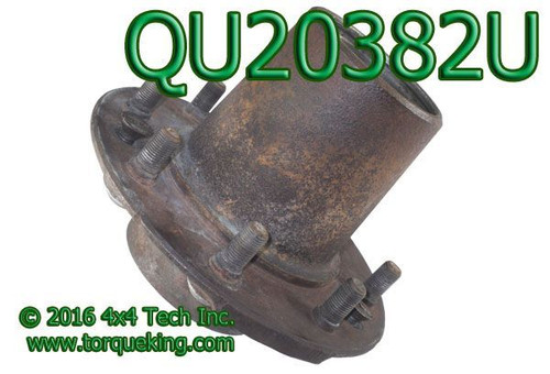 Used Internal Spline Front Wheel Hub QU20382U