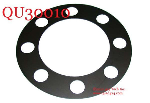 QU30010 Rear Axle Shaft Flange Gasket 1947-1991 GM Rear Axles