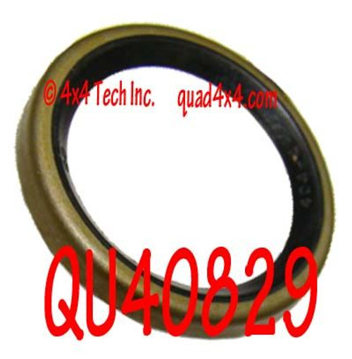 QU40829 CV Ball Seal for Most 1990-up Spicer Type Driveshaft CV Joints