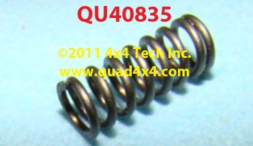 QU40835 CV Joint Tension Spring for Spicer Type  Constant Velocity