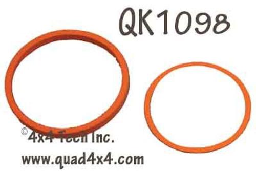 QK1098 Teflon NV4500 Transmission Bearing Spacer Set Reverse & 3rd