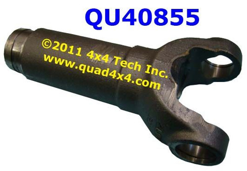 QU40855 COARSE SPLINE SLIP YOKE