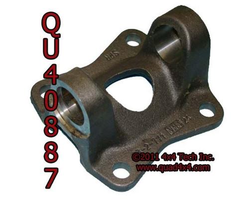 QU40887 Flange Yoke, Ford Super Duty 1410 Series Rear Driveshaft