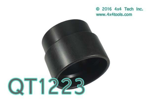 QT1223 Lower Ball Joint Press Sleeve for 2005-up Ford Super 60 F250/F350
