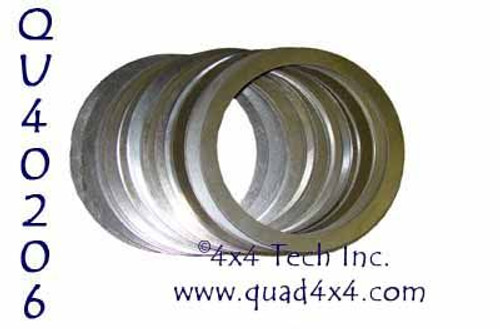 QU40206 Differential Shim Kit for Dana 60, 70, or 80 Rear Axles