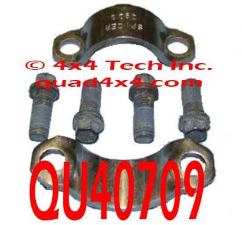 QU40709 Universal Joint Strap and Bolt Kit for Spicer 1350 or 1410 Yokes