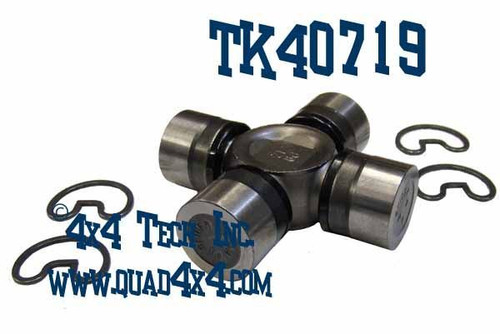TK40719 Premium 1350 Series U-Joint with Cold-Forged Cross