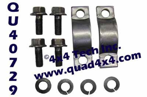 QU40729 U-Joint Strap and Bolt Kit for Detroit 7260 Series U-Joints