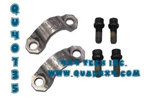Universal Joint Strap & Bolt Kit - Spicer type 1310 & 1330 Yokes