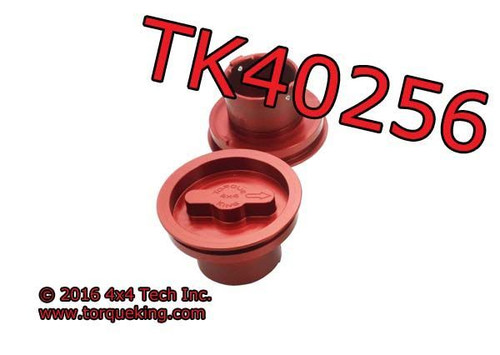 TK40256 Red Torque King® Heavy-Duty Replacement Hub Dial