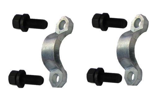 Strap and Bolt Kit for Detroit Universal 7290 Series Driveshaft U-Joints QU40763
