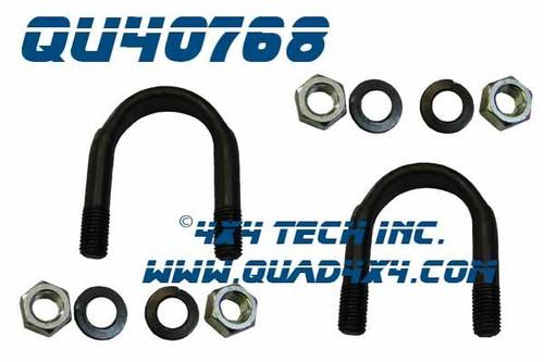 QU40768 1310, 1330 Driveshaft U-Bolt Kit
