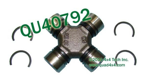 "QU40792 1-1/16"" Cup Axle Universal Joint, Non-Greaseable"