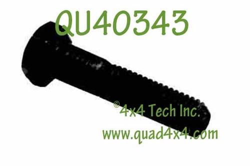 QU40343 Bolt, Differential Bearing Cap Dana 44, 50, 60, 61, 70, 70HD, 80 Axles
