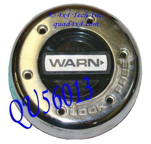 QU56013 Warn M256 Replacement Hub Dial and Cap Assembly