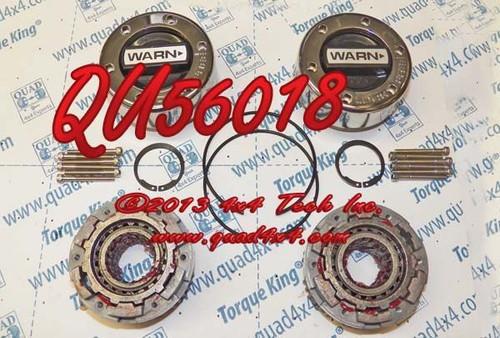 QU56018 WARN 9790 Standard Lockout Hub Set