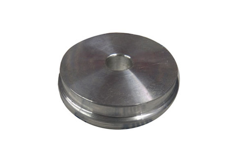 QT1161 Seal Installer Thrust Plate for 1955-2006 Dana 44 Front Axles is used with QT1165 Press Screw and the correct Seal Installer for your axle to install the inner axle shaft oil seals in 1955-2006 Dana 44 4x4 solid beam front axles without vacuum controlled Central Axle Disconnect.