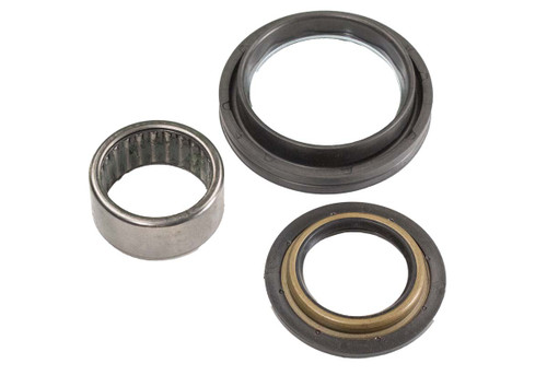 QA40372 Ford Dana 50 and Dana 60 Unitized Spindle Seal, Bearing and Thrust Washer Kit is a genuine original equipment Spindle Bearing, Spindle Seal and Spindle Thrust Washer set for 1993-1997 Ford F-250 4x4s with the Dana 50 IFS Twin Traction Beam front axle and 1992-1997 Ford F-350 4x4s with Dana 60 Monobeam Front Axles